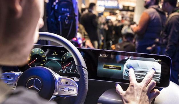 Mercedes-Benz presenta MBUX, uno de los mejores sistemas de infotainment vistos hasta la fecha