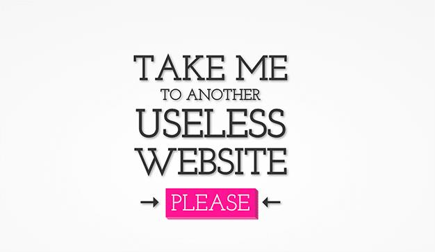 webs para perde tiempo