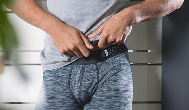 Skiin, la ropa interior inteligente que controla la salud de su usuario