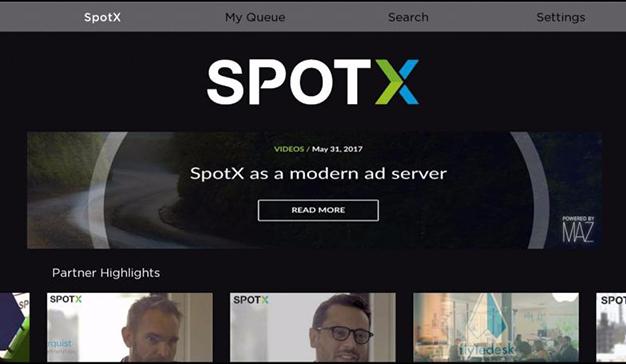 SpotX anuncia la unión con Amazon Web Services