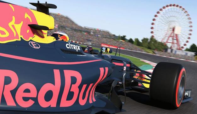 Fórmula 1 Wavemaker
