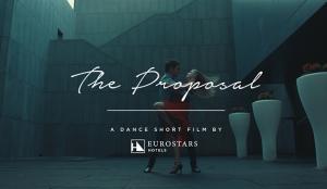 La magia del baile conquista los hoteles Eurostars