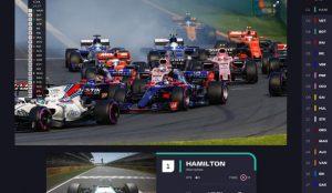 La Fórmula 1 lanza su propio servicio internacional de streaming