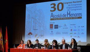 El 30 Congreso Nacional OPC España reúne a cerca de 300 actores del sector MICE