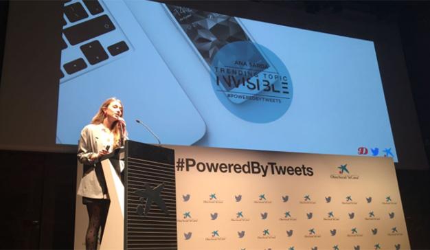 #PoweredByTweets
