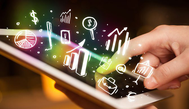 En diciembre de 2017, finanzas fue el sector con mayor Share of Voice en publicidad digital