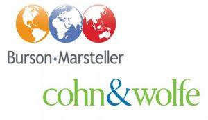 WPP anuncia la fusión entre Burson-Marsteller y Cohn & Wolfe