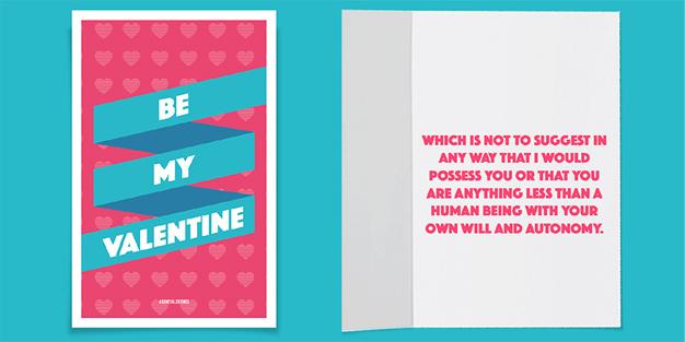 Las agencias creativas luchan contra el acoso en San Valentín