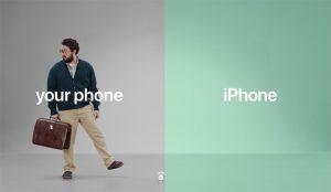 Apple restriega a Samsung su iPhone por las narices en esta oportunísima campaña