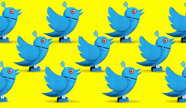 Twitter eliminará el contenido procedente de bots