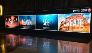 Clear Channel vuelve a comercializar las pantallas digitales de Platea Madrid
