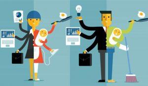 Los millennials superan a sus padres en conciliación laboral y familiar
