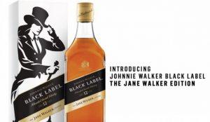 El emblemático logo de Johnnie Walker cambia de sexo: así es Jane Walker