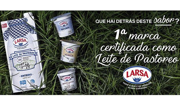 Larsa confía en Bap&Conde para lanzar la primera leche sin lactosa certificada