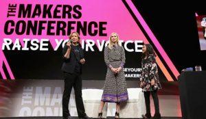 Hillary Clinton  y Natalie Portman debaten sobre los derechos de la mujer