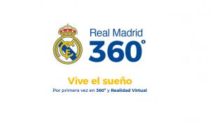 El Real Madrid abandera la tecnología en el fútbol lanzando un canal 360º y de realidad virtual