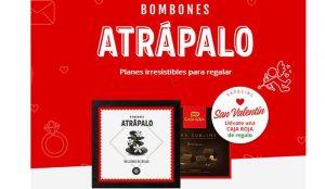 El gasto medio en regalos de San Valentín será de 36€