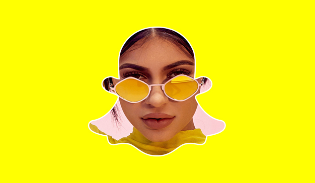 Tras hacerle perder 1.300 millones de dólares en bolsa, Kylie Jenner vuelve a Snapchat