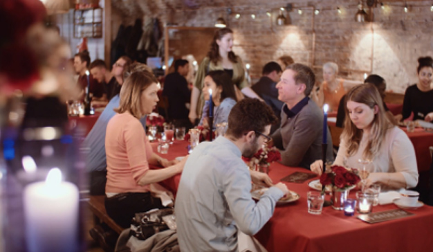 Snickers cre el pasado san valent n en londres un - Cena romantica en londres ...