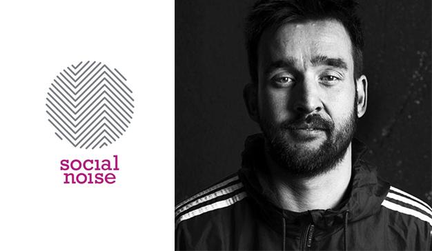 Social Noise con nuevo Director Creativo Ejecutivo en México