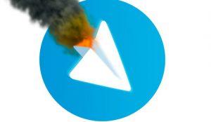 Un caso de pornografía infantil, el culpable de la desaparición temporal de Telegram de la App Store