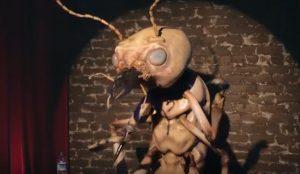 Una termita gigante cuenta chistes malos en este anuncio de Orkin