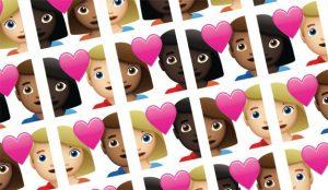 Tinder quiere que las parejas interraciales tengan sus propios emojis