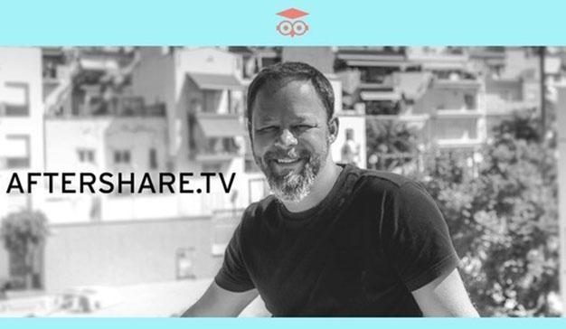"""""""Como publicista contribuyo a que la sociedad sea un poco mejor"""", Juanjo Casañas (Aftershare.tv)"""