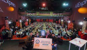 "AliExpress bate un Guinness World Records de ""unboxing"" con motivo de su 8º aniversario"