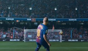 Nike homenajea el FC Barcelona celebrando sus 20 años de patrocinio