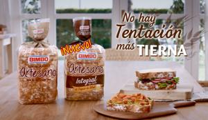 Bimbo Rebanada Estilo Artesano presenta una nueva campaña y su nueva variedad