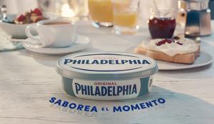 Philadelphia propone en su nueva campaña,