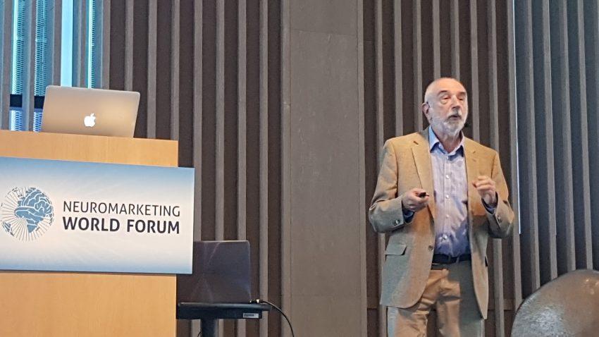 Neuromarketing Wolrd Forum: Richard Silberstein (Neuro-Insight)