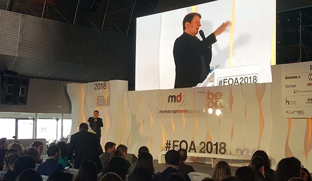 Todo lo que pasó en FOA 2018 contado por beon.Worldwide