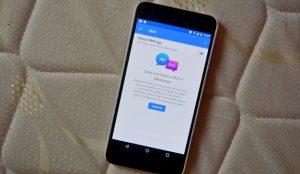 Facebook registró el historial de llamadas y mensajes de los usuarios de Android