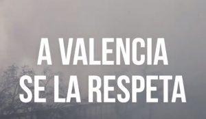 Narcos aterriza en las Fallas valencianas en otra original promoción de Netflix