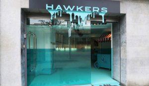 Hawkers abre una tienda experiencial en Barcelona