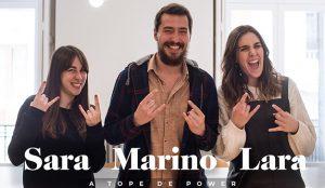 Marino Alonso, Lara Martín y Sara Luque se suman al equipo creativo de Kitchen