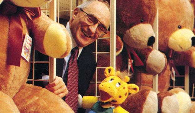Otro mazazo para Toys 'R' Us: fallece su fundador, Charles Lazarus