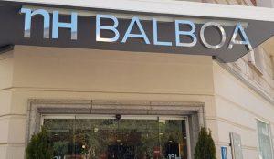 NH presenta su reformado NH Balboa, en pleno Barrio de Salamanca