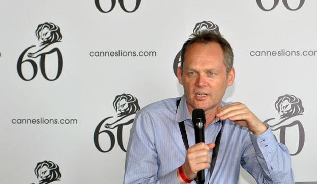 Philip Thomas será el nuevo chairman de Cannes Lions