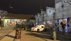 El arte urbano conquistó los muros de Urban X2 en el lanzamiento de BMW X2
