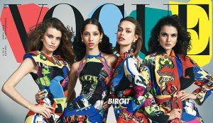 Vogue España celebra su 30 aniversario con un número emblemático