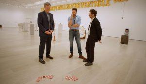 El arte contemporáneo y la confusión que provoca protagonizan este divertido spot