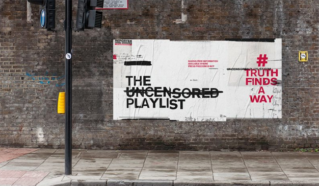 uncensored playlist