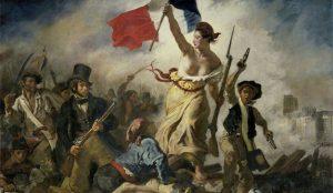 La censura vuelve a Facebook: esta vez la víctima es el arte de Delacroix