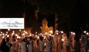 Extraordinaria 6ta edición del Dîner en Blanc de la Ciudad de México