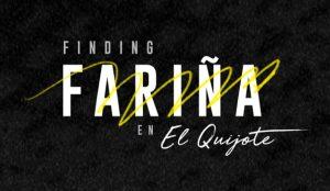 Fariña, liberada de su secuestro gracias a El Quijote (y una buena dosis de creatividad)