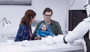 Esta compañía de seguros afronta la impersonalidad de la tecnología con un toque humorístico