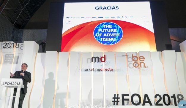 FOA 2018: así se escriben las reglas del futuro de la publicidad